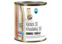 Landora Klarlack 30 (Halvbl.)